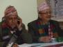 स्थानीय विकास मन्त्रालयका सचिव श्री माधव रेग्मि ज्यू  द्वारा जिविस अनुगमन