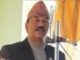 नेपाल सरकारका माननीय उप-प्रधान एवं संघीय मामिला तथा स्थानीय विकास मन्त्री कमल थापा ज्यूको स्वागतार्थ जिल्ला समन्वय समितिको कार्यालय बागलुङ द्वारा आयोजित कार्यक्रमको झलकहरु ।