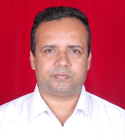 Durga Prasad Sharma graphic