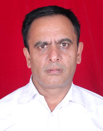 Krishna Raj Gautam graphic