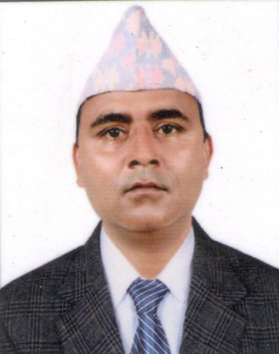 Bishnu Prasad Bhusal graphic