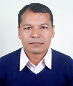 Khim Bahadur BK graphic